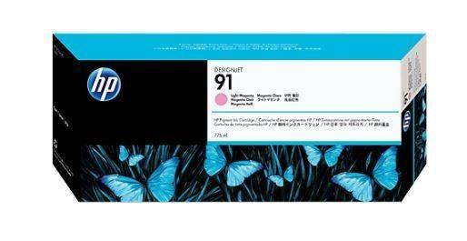 HP wkład z atramentem Vivera No.91 jasnoczerwony (775ml, Z6100)