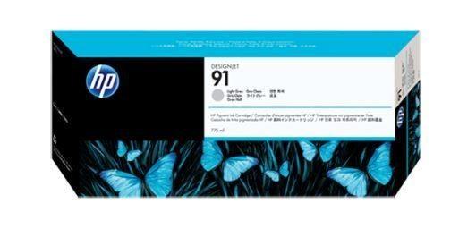 HP wkład z atramentem Vivera No.91 jasnoszary (775ml, Z6100)