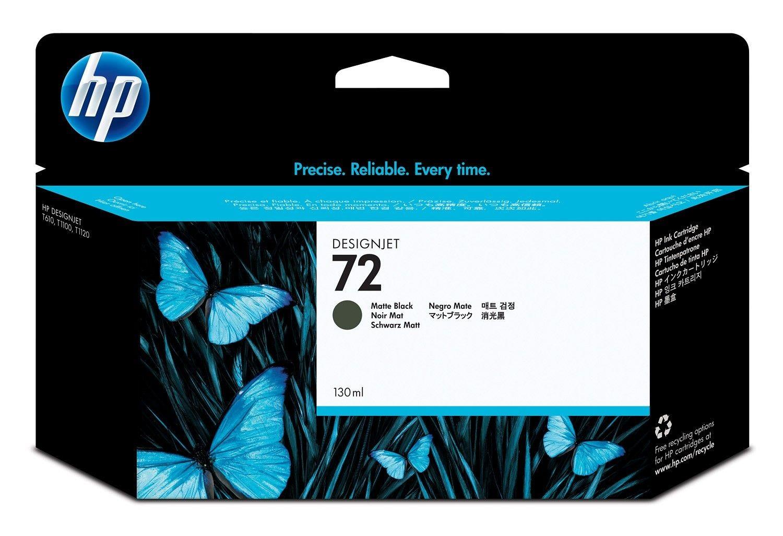 HP wkład atramentowy No. 72 czarny (130ml, T1100, T610)