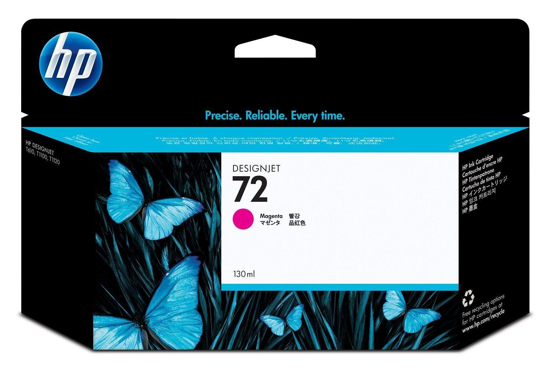 HP wkład atramentowy No. 72 purpurowy (130ml, T1100, T610)