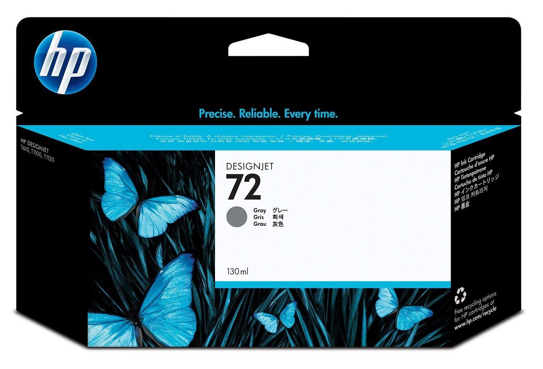 HP wkład atramentowy No. 72 szary (130ml, T1100, T610)