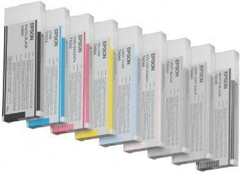 Epson wkład atramentowy czarny do Stylus 4800/4880 (light, 220ml)