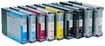 Epson wkład atramentowy do Stylus 4000/4400/4450/7600/9600 (yellow, 220ml)