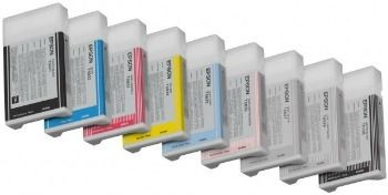 Epson wkład atramentowy do Stylus 7800/7880/9800/9880 (light cyan, 220ml)