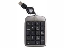A4 Tech Klawiatura EVO Numeric Pad USB