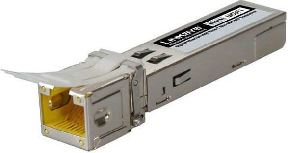 Linksys MGBT1-EU mini-GBIC/SFP Gigabit 1000Base-T(RJ45) Module