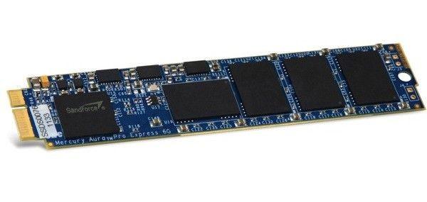 OWC Aura SSD 480GB Macbook Air 2010/2011 (285-500MB/s, 50k IOPS)
