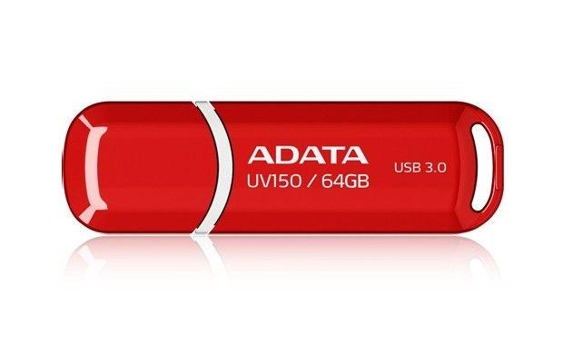 A-Data Adata pamięć USB UV150 64 GB USB 3.0 Czerwona