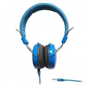 ART Słuchawki Multimedialne AP-60B niebieskie