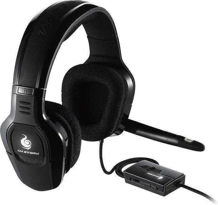 Cooler Master Słuchawki CM Storm Sirus-C z mikrofonem PC/PS3/PS4/XBOX