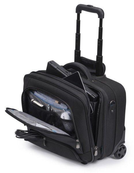 Dicota Multi Roller PRO 13 - 15.6 Torba na notebook i ubrania na kółkach