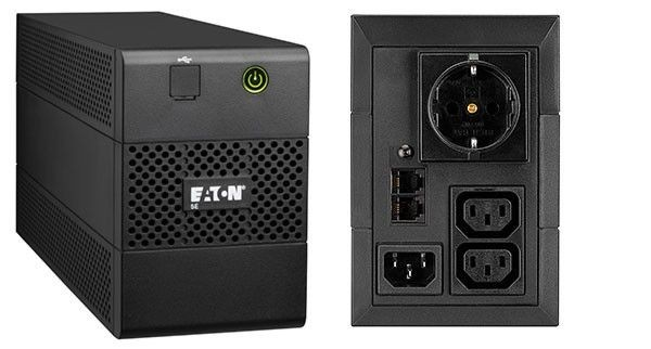 Eaton UPS 5E 850i USB DIN