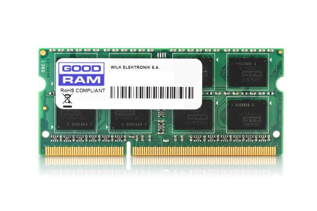 GoodRam SODIMM DDR3 4GB/1600 CL11 1,35V Low Voltage