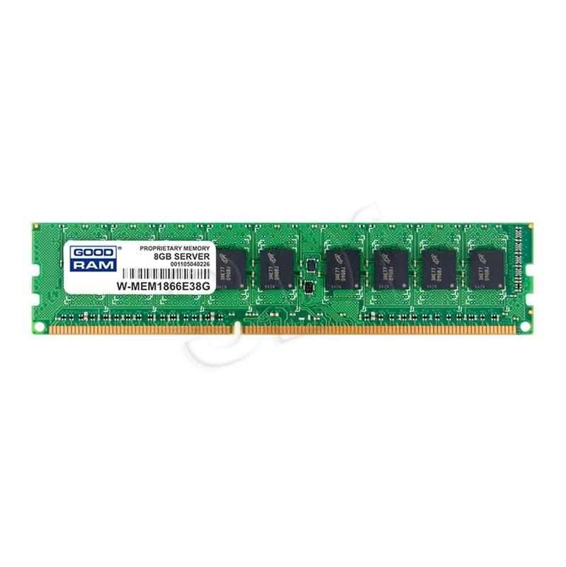 GoodRam DDR3 8GB/1866 ECC CL11 DIMM