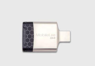 Kingston czytnik kart pamięci MobileLite G4 USB 3.0