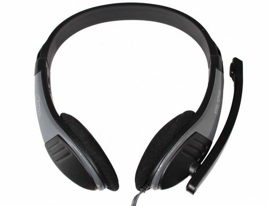 Media-Tech LECTUS MT3562- Słuchawki stereofoniczne z mikrofonem