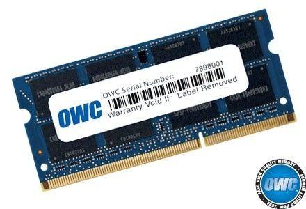 OWC SO-DIMM DDR3 8GB 1600MHz CL11 Apple Qualified