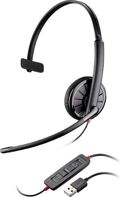 Plantronics Blackwire C315 MONO mikrofon, redukcja szumów, USB