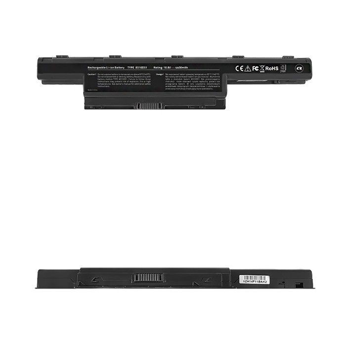 Qoltec Bateria do laptopa Long Life do Acer Aspire AS10D31 4400mAh, 11.1V