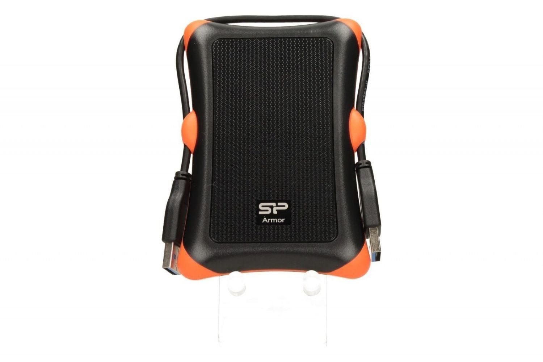 Silicon-Power ARMOR A30 2TB USB 3.0 BLACK / PANCERNY / wstrząsoodporny