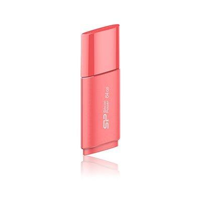 Silicon-Power ULTIMA U06 16GB USB 2.0 Peach Pink