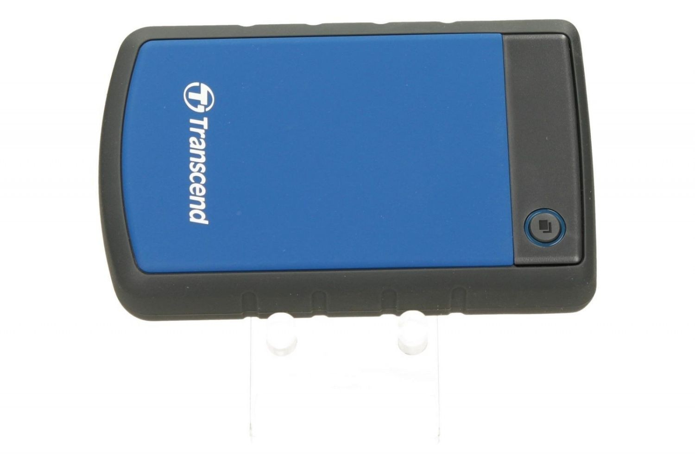 Transcend StoreJet 25H3B 2TB USB 3.0 2.5'' HDD Wstrząsoodporny / Szybki Backup