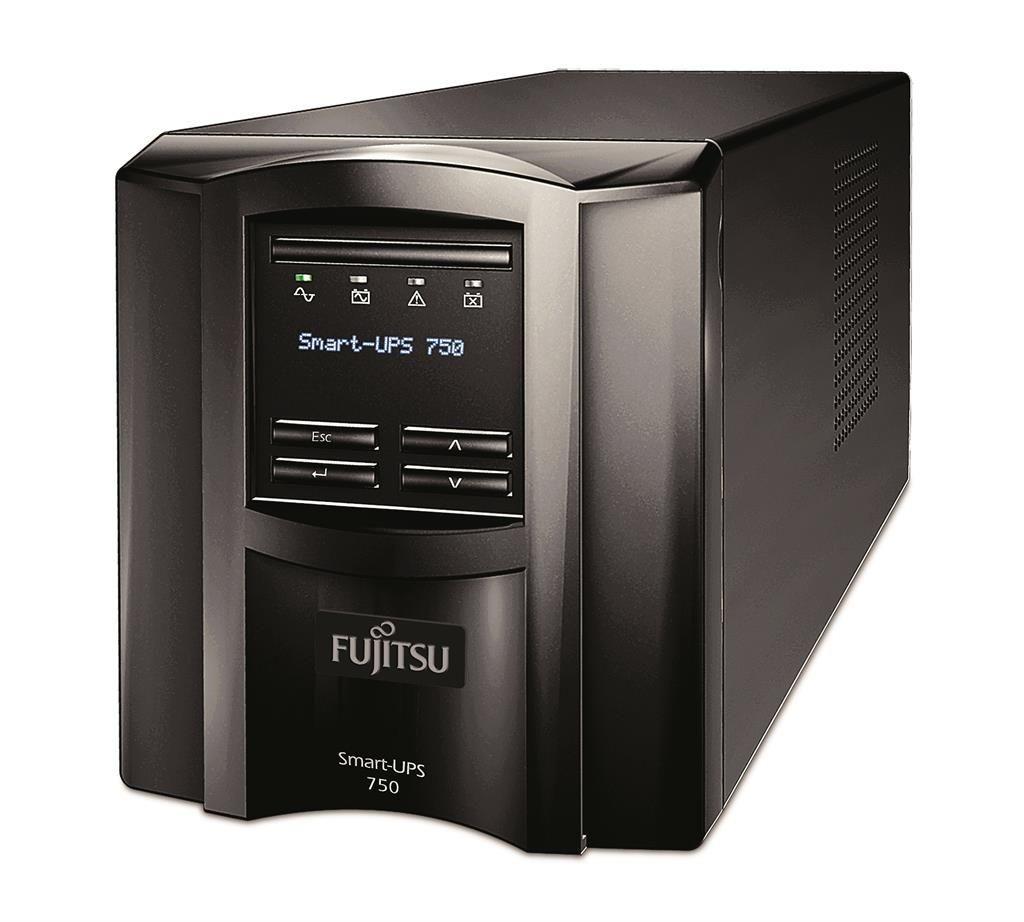 Fujitsu PY UPS (by APC) 750VA / 500W Tower