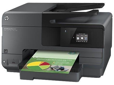 HP URZĄDZENIE WIELOFUKCYJNE Officejet Pro 8610 eAiO A7F64A