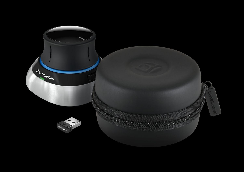 3dconnexion CONNECT Pokrowiec 3D Connexion Carry Case PERSONAL Series