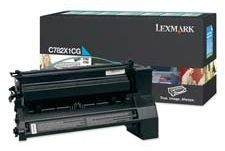 Lexmark toner cyan do C780/C782 (15000str.)