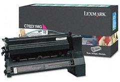Lexmark toner magenta do C780/C782 (15000str.)