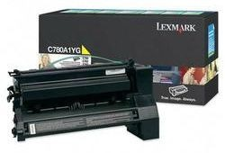 Lexmark toner yellow do C780/C782 (6000str.)