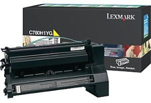 Lexmark toner yellow do C780/C782 (10000str.)