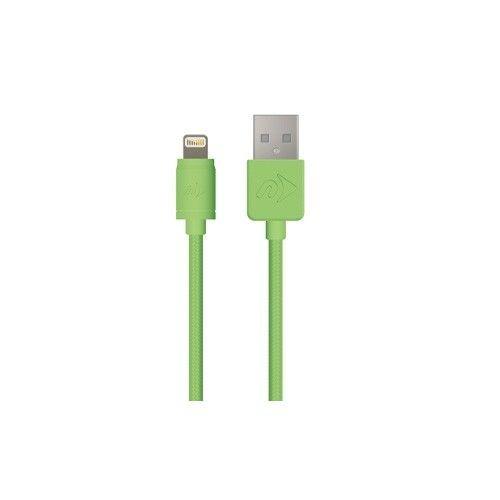 OWC NewerTech certyfikowany kabel Lightning USB 1.0m MFi zielony