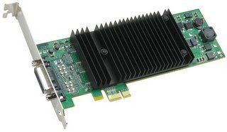 Matrox P690 128MB (PCI-E, 2xDVI, LP, RoHS)