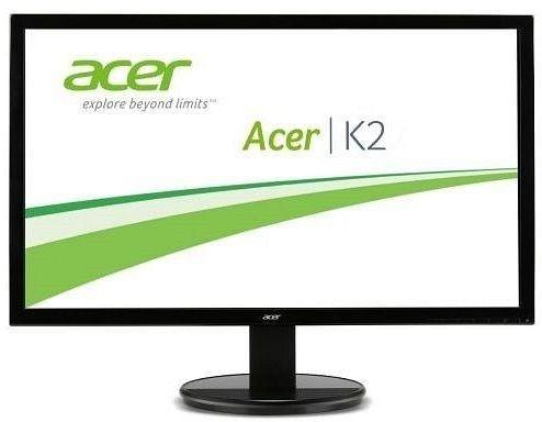 Acer Monitor Acer K222HQLbd 55cm (21.5) 16:9 LED 1920x1080(FHD) 5ms 100M:1 DVI czarn
