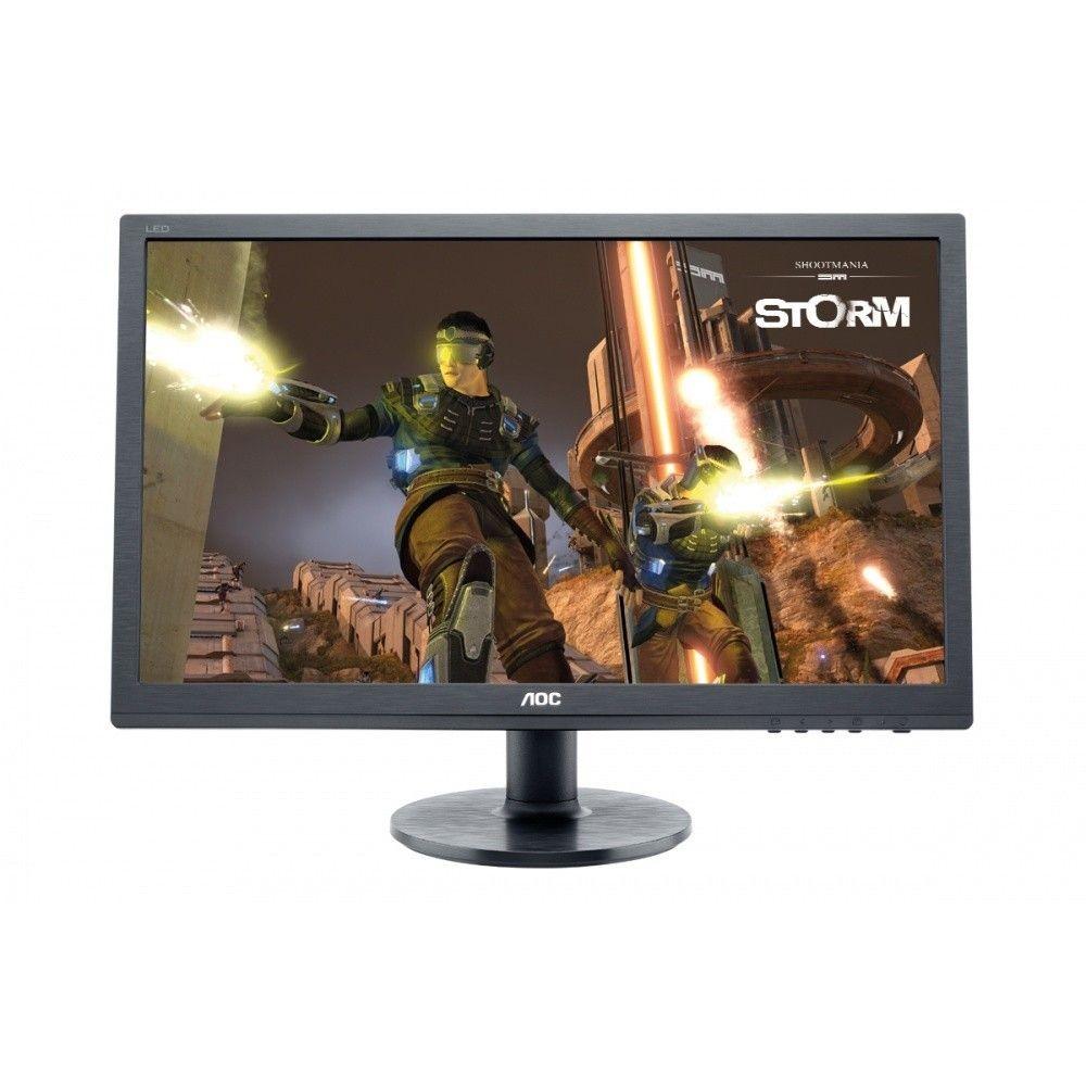 AOC Monitor gamingowy AOC G2460FQ 24inch, 144Hz, D-Sub/DVI/HDMI/DP, głośniki