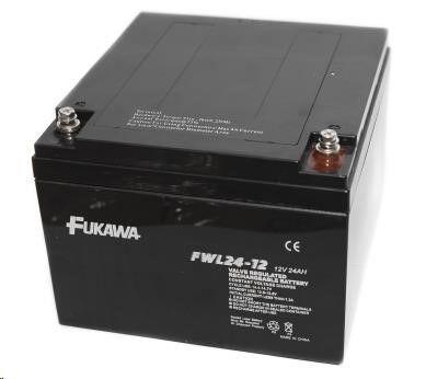CyberPower Baterie - FUKAWA FWL 24-12 (12V/24 Ah - M5) SLA baterie