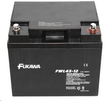 CyberPower Baterie - FUKAWA FWL 45-12 (12V/45 Ah - M6) SLA baterie