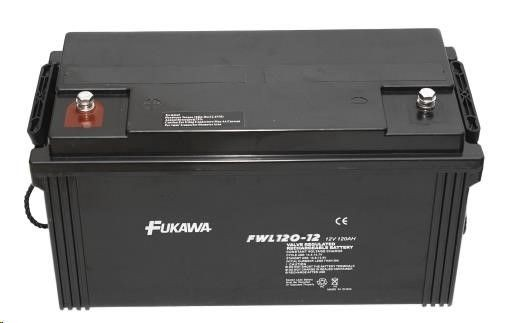 CyberPower Baterie - FUKAWA FWL 120-12 (12V/120 Ah - M8) SLA baterie