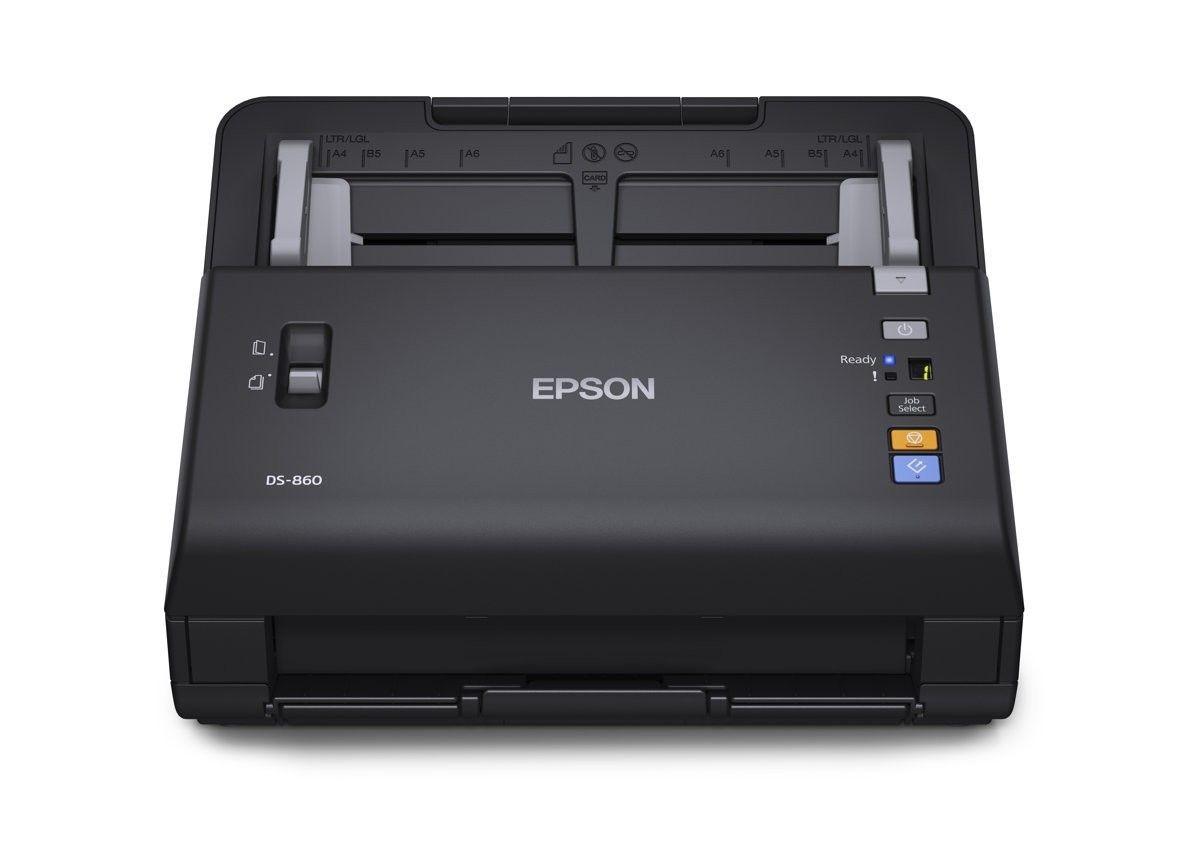 Epson WorkForce DS-860N A3, 600dpi, ADF, Lan