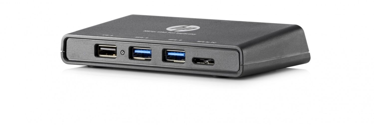 HP Adapter USB 3.0 Docking Station (Compact)