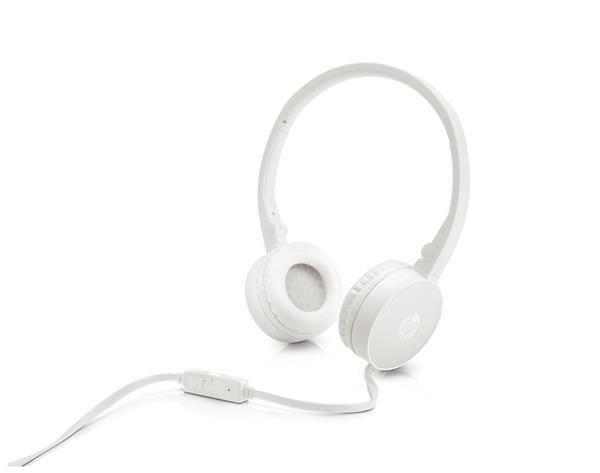 HP Słuchawki H2800 White Headset