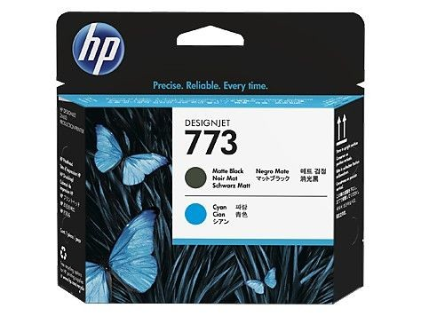 HP 773 Printhead black C1Q20A