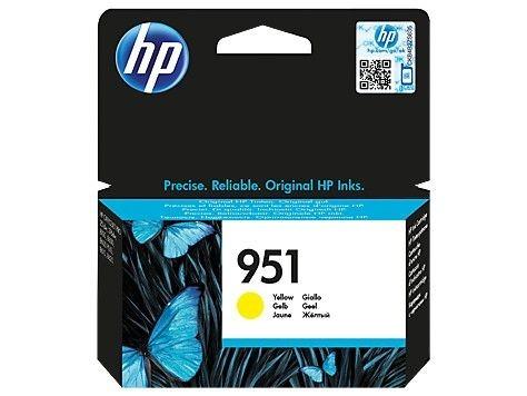 HP Wkład atramentowy HP 951 yellow | Officejet Pro 8610/8620