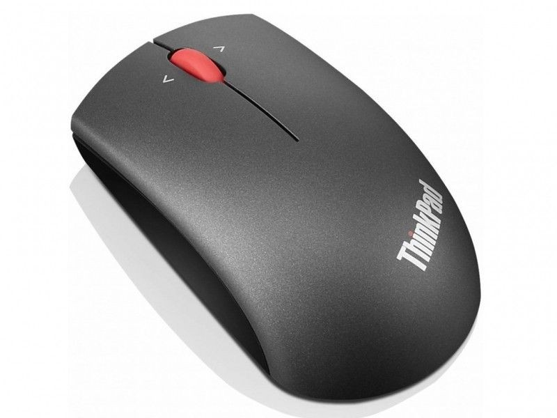 Lenovo ThinkPad Precision Wireless Mouse - Graphite Black