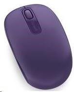 Microsoft U7Z-00044 Wireless Mobile Mouse 1850 Purple