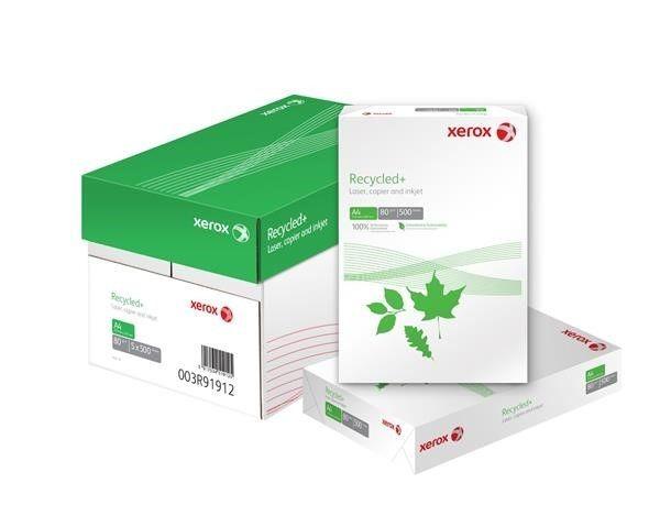 Xerox Papír Recyklovaný+ (80g/500listů, A4)