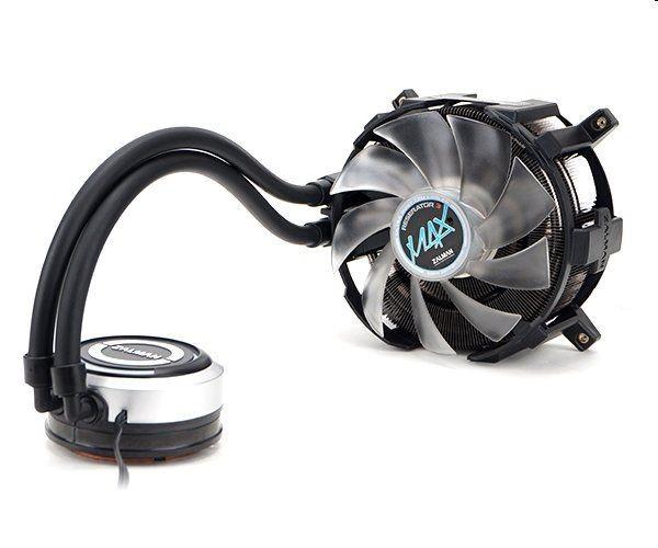 Zalman Vodní chlazení RESERATOR 3 MAX, 120mm blue LED fan