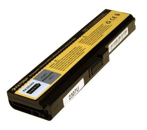 Patona Baterie Patona pro TOSHIBA SATELLITE M300 4400mAh Li-Ion 11,1V
